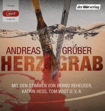Herzgrab, 2 MP3-CDs