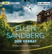 Der Verrat, 1 MP3-CD Cover