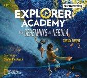 Explorer Academy - Das Geheimnis um Nebula, 4 Audio-CDs