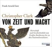 Von Zeit und Macht, 6 Audio-CDs Cover