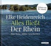 Alles fließt: Der Rhein, 3 Audio-CDs Cover