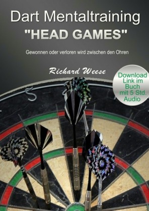 "Dart Mentaltraining ""Head Games"""