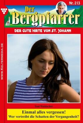 Der Bergpfarrer 213 - Heimatroman
