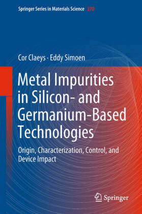 Metal Impurities in Silicon- and Germanium-Based Technologies