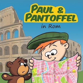 Paul & Pantoffel in Rom, 1 Audio-CD