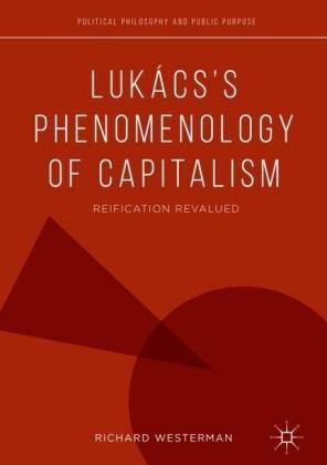 Lukács's Phenomenology of Capitalism