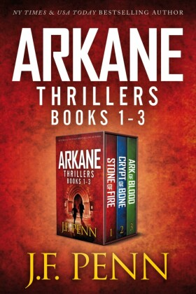 ARKANE Thrillers Books 1-3