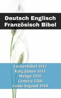 Deutsch Englisch Französisch Bibel