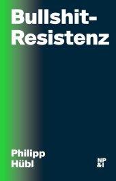 Bullshit-Resistenz Cover