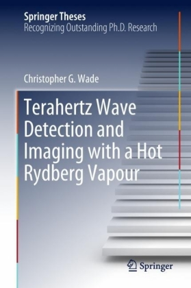 Terahertz Wave Detection and Imaging with a Hot Rydberg Vapour