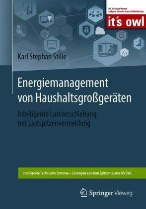 Energiemanagement von Haushaltsgroßgeräten