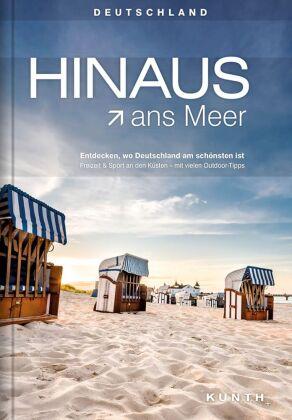 HINAUS ans Meer