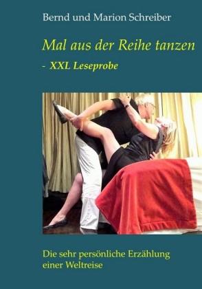 Mal aus der Reihe tanzen - XXL Leseprobe