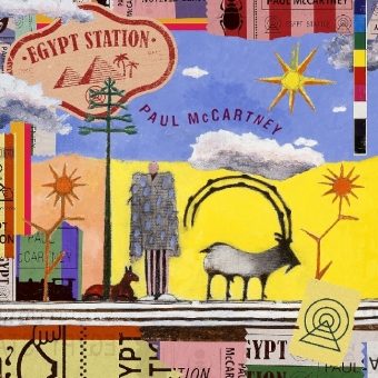 Egypt Station, 1 Audio-CD