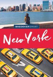 Baedeker SMART Reiseführer New York Cover