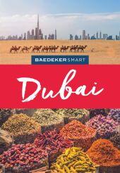 Baedeker SMART Reiseführer Dubai Cover