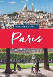Baedeker SMART Reiseführer Paris Cover