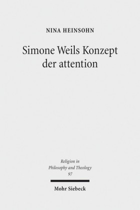Simone Weils Konzept der attention