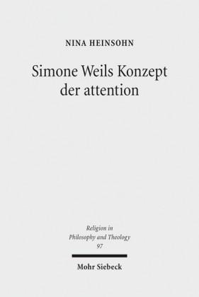 Simone Weils Konzept der attention