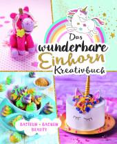 Das wunderbare Einhorn-Kreativbuch Cover