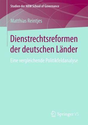 Dienstrechtsreformen der deutschen Länder