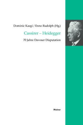 Cassirer - Heidegger