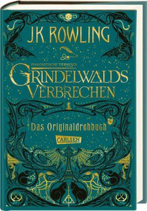 Phantastische Tierwesen: Grindelwalds Verbrechen, Das Originaldrehbuch