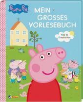 Peppa Pig: Mein großes Vorlesebuch Cover