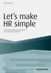 Let`s make HR simple - inkl. Arbeitshilfen online