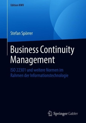 Business Continuity Management