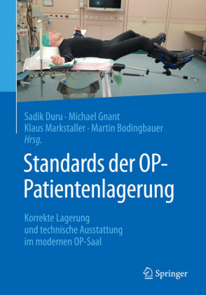 Standards der OP-Patientenlagerung