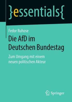 Die AfD im Deutschen Bundestag