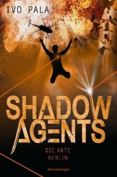 Shadow Agents - Die Akte Berlin Cover