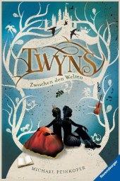 Twyns, Zwischen den Welten Cover
