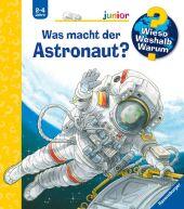 Was macht der Astronaut? Cover