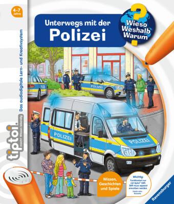 Unterwegs mit der Polizei (tiptoi Band 22)