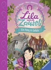 Lila und Zausel, Ein Pony in Gefahr