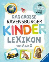 Das große Ravensburger Kinderlexikon von A bis Z Cover