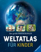 Der große Ravensburger Weltatlas für Kinder Cover