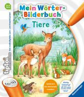 Mein Wörter-Bilderbuch Tiere