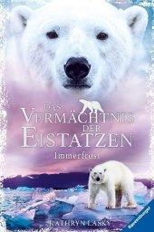 Das Vermächtnis der Eistatzen - Immerfrost Cover