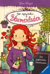 Der magische Blumenladen, Der gefährliche Schulzauber Cover