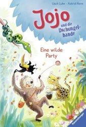 Jojo und die Dschungelbande - Eine wilde Party Cover