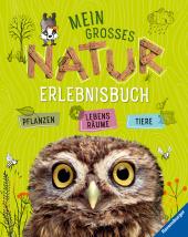 Mein großes Natur-Erlebnisbuch Cover
