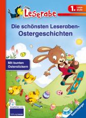 Die schönsten Leseraben-Ostergeschichten Cover