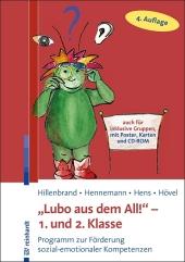 """""""Lubo aus dem All!"""" - 1. und 2. Klasse, mit Poster, Karten und CD-ROM"""