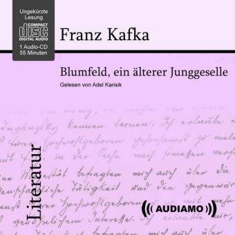 Blumfeld, ein älterer Junggeselle, 1 Audio-CD