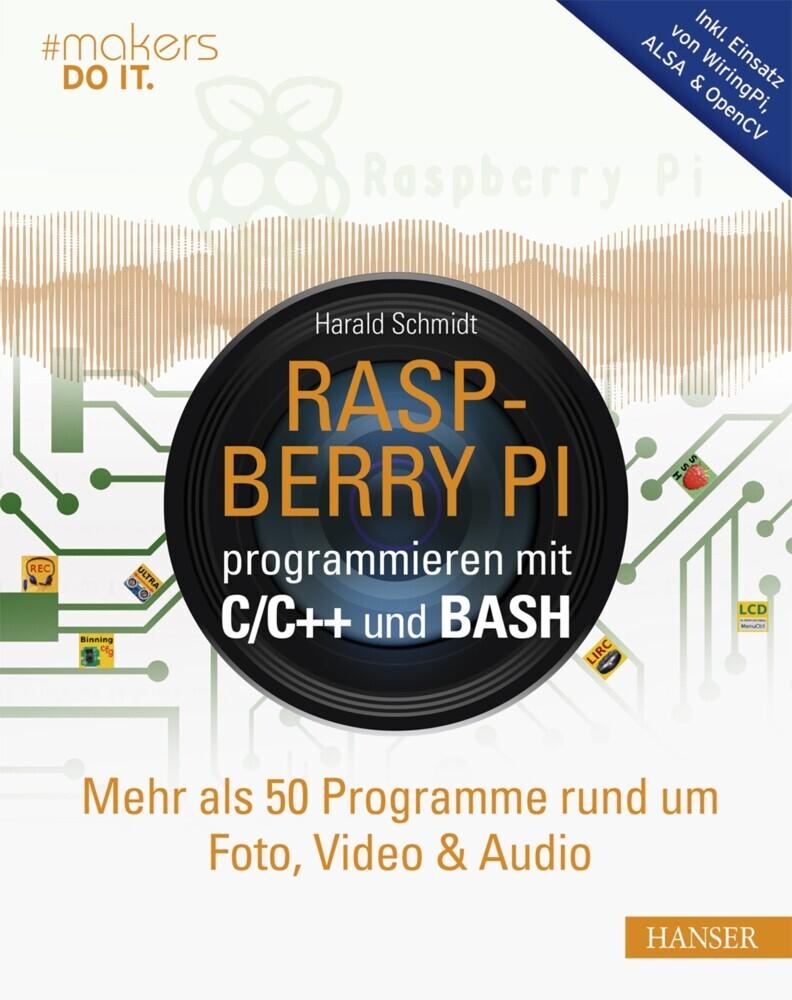 Brilliant Raspberry Pi Programmieren Mit C C Und Bash Ebook Aldi Life Wiring Cloud Toolfoxcilixyz