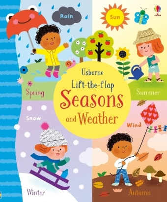 Lift the Flap Seasons and Weather