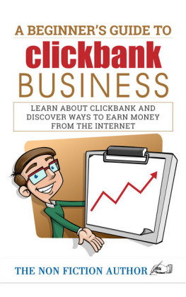 A Beginner's Guide to Clickbank Business